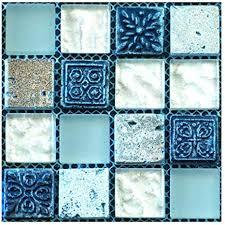 prosperveil 20 stück mosaik wandfliesen aufkleber selbstklebend wasserdicht für küche badezimmer fliesen wandaufkleber vinyl kunstaufkleber