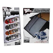 amazon com tech deck build a park r with plan b board pack