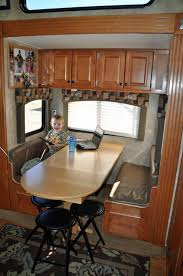 Custom Built Rv Dinette