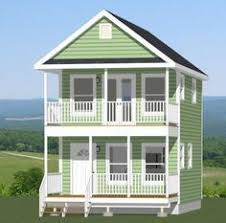 16x20 Shed Plans With Porch by 16x20 House 16x20h3 569 Sq Ft Excellent Floor Plans