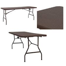 For Rent] Portable Folding 6Ft Table Rattan Design, Furniture ... Lifetime 72 In Black Plastic Stackable Folding Banquet Table280350 Luan 18x72 6 Ft Seminar Wood Table Vinyl Edging Bolt Solid Trestle 8 Folding Chairs Set Best Price Barnsley Uk For Rent Portable 6ft Rattan Design Fniture Lerado 6ft Foldin Half Rect Table Raptor Almond Table22900 Home Depot Canada Tables 6ft And Chairs Lennov 18m Outdoor Camping With Ft Commercial Combo Youtube Exciting Cosco Interesting Tfh Gazebos And Chair Set Indoor Use