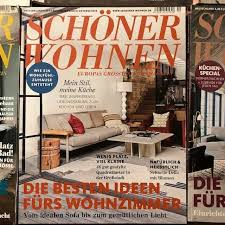 living at home ideenbuch schöner wohnen sammlung wohnen holz