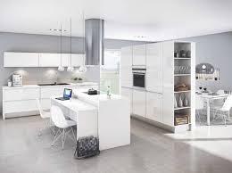 cuisine ouverte sur le salon idee deco cuisine ouverte sur salon collection et cuisine photo