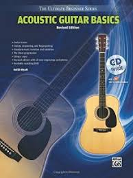 Ultimate Beginner Acoustic Guitar Basics Steps One Two Book CD The Series