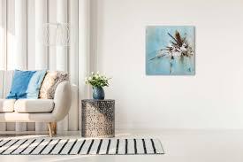 moderne malerei abstraktes acryl gemälde impression unikat 165