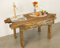 Pallet Furniture Table Projects Diy