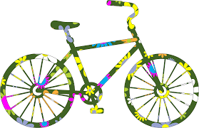 Bike Backgrounds Top Wallpapers With Awesome X Bicycle Clipart Colorful