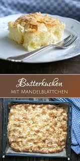butterkuchen mit mandeln vom blech madame cuisine