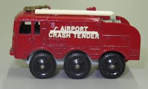 100 Matchbox Fire Trucks Toy Fire Engine Foamite Crash Tender Marked Airport
