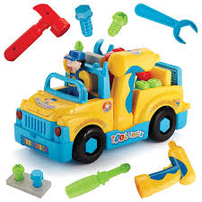 100 Toy Moving Truck Buy Shine Series Tool Box With Interactive Parts