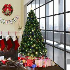 Best Artificial Christmas Tree Type by 10 Best Pre Lit Christmas Tree For Your Home