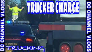 100 Gi Trucking Truck Driver Arrested After Propelling Ammunition VLOG YouTube