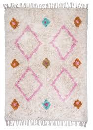 teppich rauten pastell 120x160cm