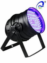 10mm Multi Color 4 Channel DMX LED Par 64 Can Lights 15 40