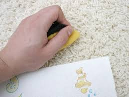 How Remove Paint From Carpet by How To Remove Spray Paint From Carpet 1001 Ideas About