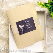 Affordable Pocket Mason Jars Wedding Invitation Kits IWPI007