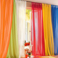 Sheer Curtain Panels Walmart by Coffee Tables Printed Sheer Curtains Better Homes And Gardens