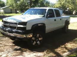 Cowl Hood Chevy Truck Lovely 2006 Chevy Silverado White Color