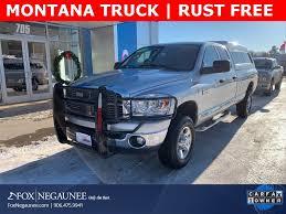100 Used Trucks For Sale In Michigan 2009 Dodge Ram 3500 SLT Negaunee MI