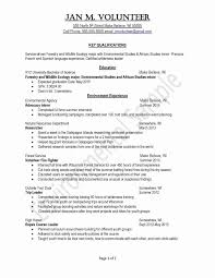 Usc Marshall Resume Template Fresh Gpa Example Examples Of