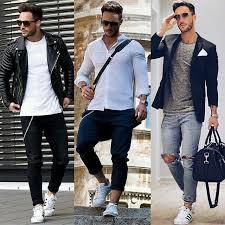 Men Casual Fashion Design