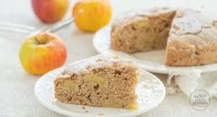 apfelkuchen mit marzipan backen macht glücklich