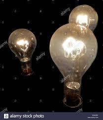photograph of filament light bulbs these light bulbs an