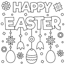 Coloring Coloring Pages Printable Easter Photo Ideas