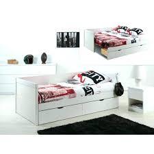 canap lit avec rangement lit 1 place transformable en 2 places lit gigogne deux places