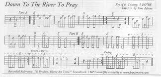 Rocket Smashing Pumpkins Tab by Down The River To Pray Banjo