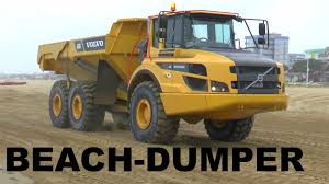 BIG Volvo Dump Truck A30G Am Strand Von Bibione, Italien, Beach ... Volvo Dump Truck Stock Photo 91312704 Alamy Moscow Sep 5 2017 View On Dump Exhibit Commercial Lvo A30g Articulated Trucks For Sale Dumper A25c 2002 Vhd64f Triple Axle Item Z9128 Sold Truck In Tennessee A45g Fs Specifications Technical Data 52018 Lectura Heavy Equipment Photos 1996 A35c Arculating 69000 Alaska Land For No You Cannot Stop This One Can It At Articulated Carsautodrive
