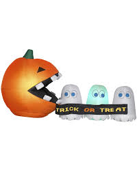 Airblown Inflatable Halloween Yard Decorations by 31 Best Inflables Halloween Images On Pinterest Halloween