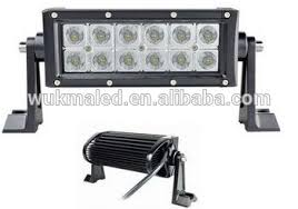 7 5 inch 36 watt row cree led bar lights 10 30v led light