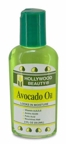 Hollywood Beauty Avocado Oil - 2oz