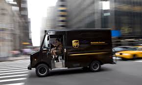 100 Ups Truck Accident At UPS A Big Data System That Boggles The Mind Fortunecom