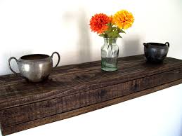 Floating Shelves Reclaimed Wood Shelf