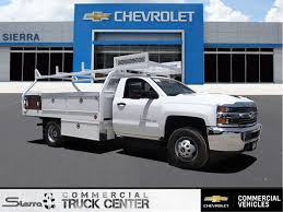 100 Contractor Truck New 2018 Chevrolet Silverado 3500 Body For Sale In