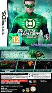 rom green lantern rise of the manhunters nintendo ds nds