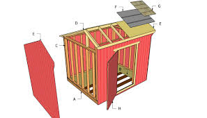 Slant Roof Shed Plans Free by Shetomy