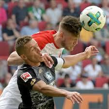 Bundesliga FC Augsburg Schafft Klassenerhalt Durch Sieg Gegen Mainz