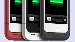 iPhone 5 battery capacity more than doubled by case continued use