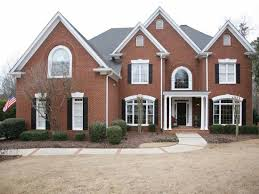 Southern Colonial Homes by Classic Southern Colonial Sophistication In Johns Creek