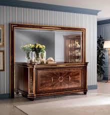 buffet kommode kommoden wohnzimmer wandschrank spiegel italienische möbel