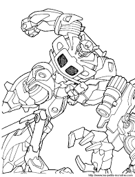Bumblebee Car Coloring Pages For Kids Printable Free Rescue Bots