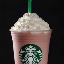 Strawberries Creme Frappuccino