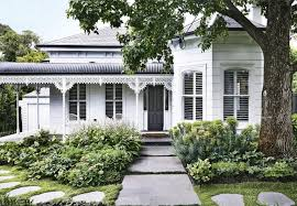 100 Melbourne Victorian Houses Before After A TwoFaced Garden With A Secret