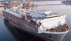 Cruise Ship Sinking 2015 by Livestock Carrier Sinks Off Gulf Of Aden
