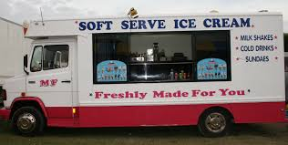 100 Big Worm Ice Cream Truck Van Mobile Van For Hire