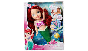 Little Mermaid Bathroom Accessories Uk by Disney Princess Colors Of The Sea Ariel Kids George At Asda