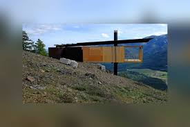 100 The Cabins At Mazama Village In Washington Legal Skirmish Over Viewmarring Modular